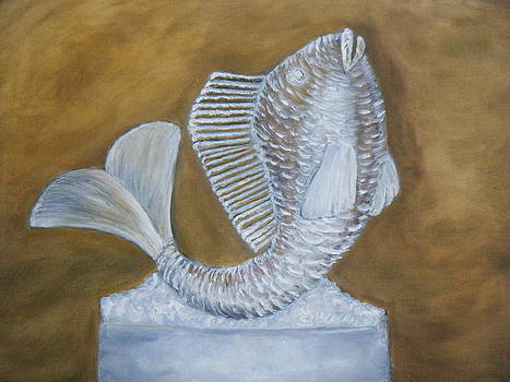 Fishy Ice by Nancy L Jolicoeur