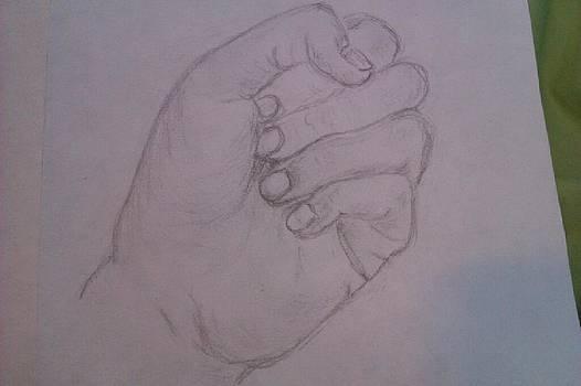 Fist by Jamie Mah