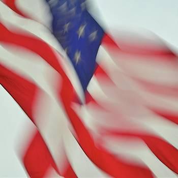 Flag Waves by Ryan Louis Maccione