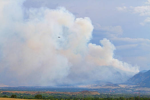 James BO  Insogna - Flagstaff Fire Day One 6pm