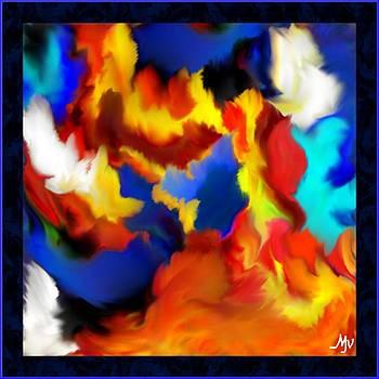 Mathilde Vhargon - FLAME FEATHERS