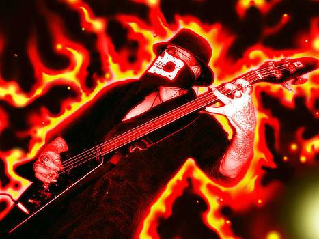 Flame Out by Edward Przydzial