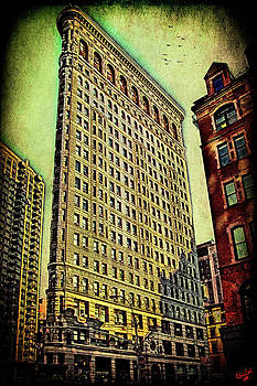 Flatiron Building Again by Chris Lord