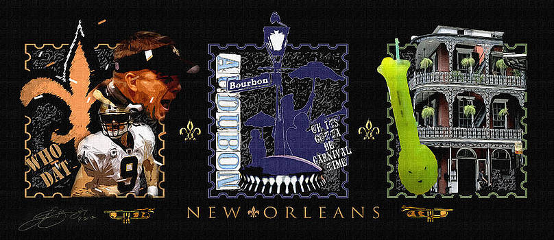 Flavor of New Orleans by Alonzo Butler