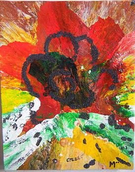 Fleur by Gilberte Figaroli