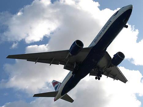 Flightpath by Kathy Dunce
