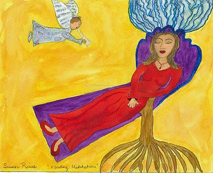 Floating Meditation by Susan Risse