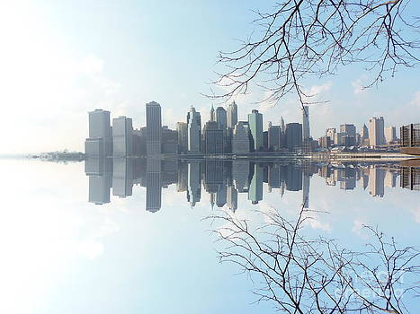 Floating N.Y.C. by Charmaine Lundy