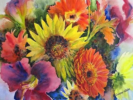 Floral Ambrosia by Corynne Hilbert