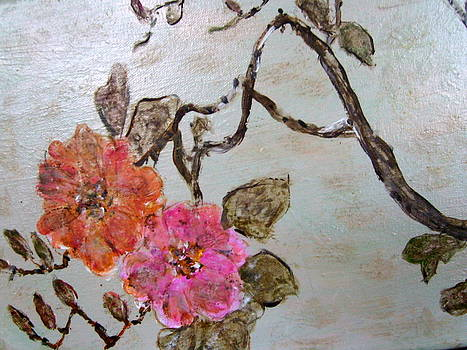 Floral Duet by Melynnda Smith