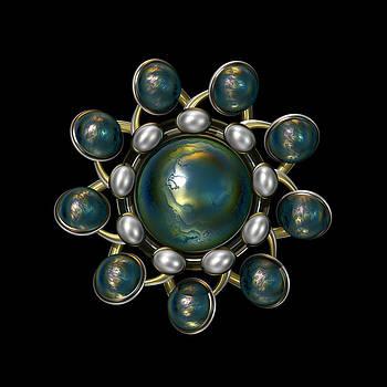 Hakon Soreide - Floral Jewel