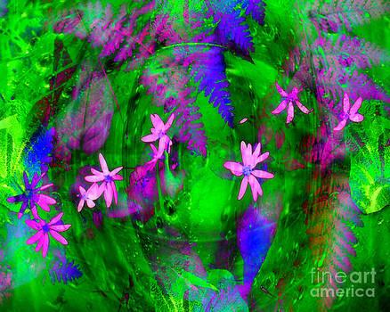 Floral Medley by Ruth Kongaika