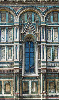 Gregory Dyer - Florence Italy - Duomo Stained Glass