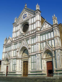 Gregory Dyer - Florence Italy - Santa Croce - 02