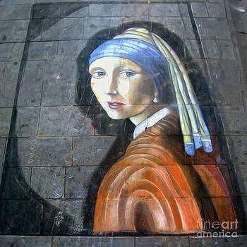 Gregory Dyer - Florence Italy Street Chalk Art - 02