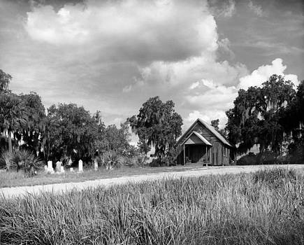 Florida Church by T R Maines