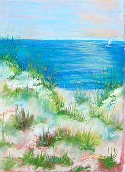 Florida Dunes by Georgene Carlton