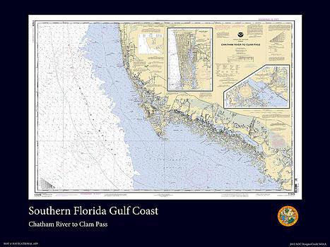 Florida Gulf Coast by Adelaide Images