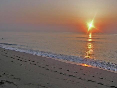 Florida Sunrise - 1 by Randy Muir