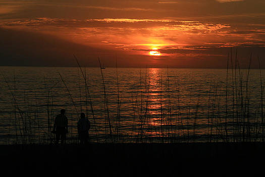 Florida Sunset 7 by Roger Soule