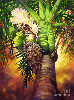Flourishing Palm by Monica Linville