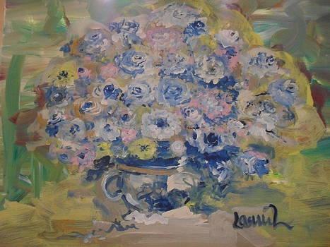 Flow Bleu by Laurie L
