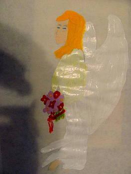 Flower Angel by Amy Bradley