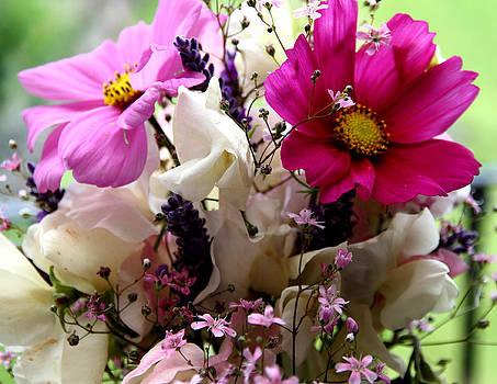 Flower Bouquet by Kelsey Horne
