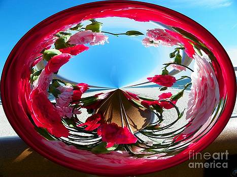Flower Bubblet by Laurence Oliver