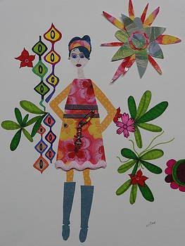 Nancy Fillip - Flower Child