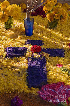 Craig Lovell - Flower Cross - Day of the Dead