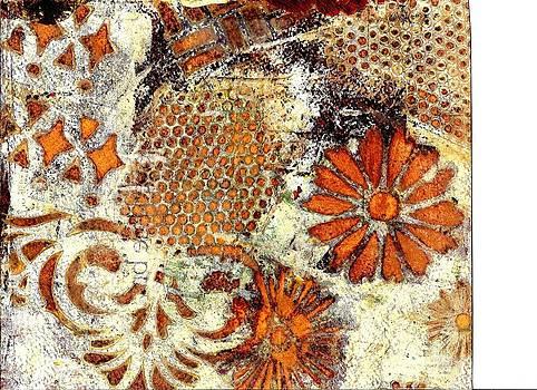 Flower Fragments by Jann Sage