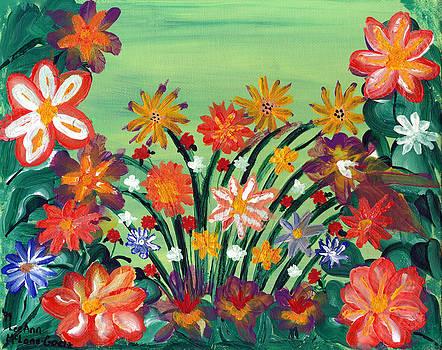 LeeAnn McLaneGoetz McLaneGoetzStudioLLCcom - Flower Garden