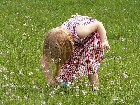 Flower Girl by Theresa Willingham