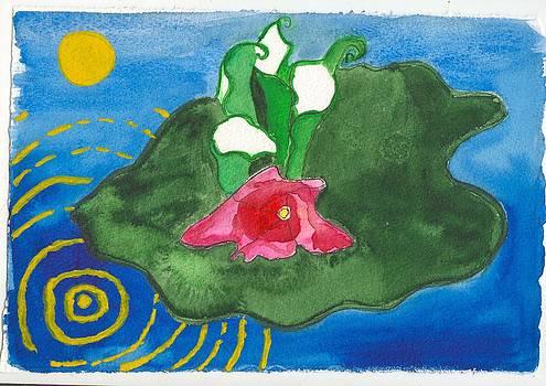 Flower Island by Jennifer Woodworth