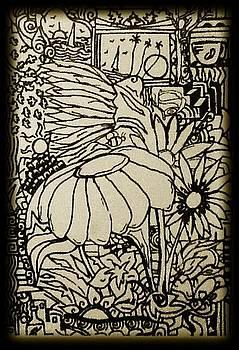 Flowereblack by MikAn 'sArt