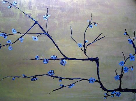 Flowering Branch by Melynnda Smith