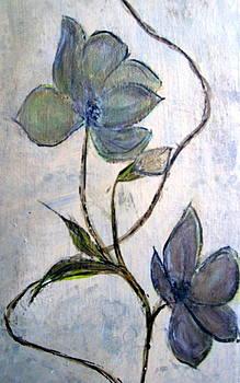 Flowering Vine by Melynnda Smith