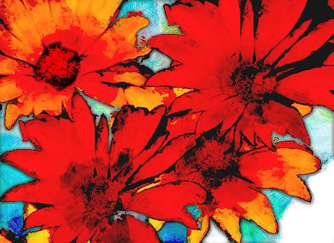Flowers 6 by Scott Smith