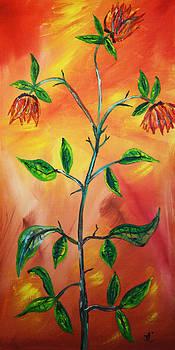 James Bryron Love - Flowers Decline