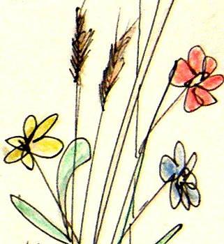 DENNY CASTO - Flowers