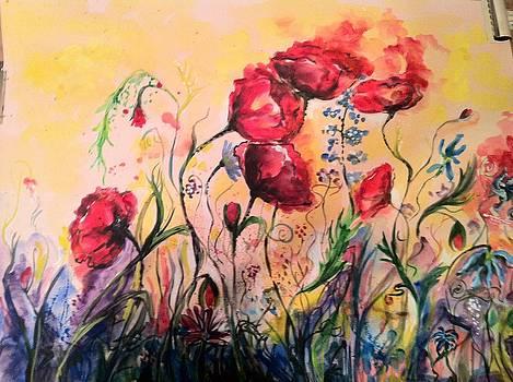 Flowers by NIna