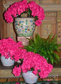 Flowers On The Alter by Kathleen Struckle