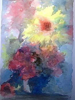 Flowers by Samir Sokhn