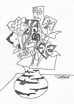 Teddy Campagna - Flowers