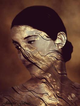Flowing by Jennifer Gelinas