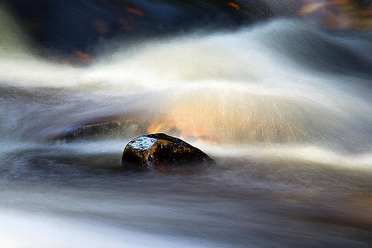 David Pringle - Flowing River II