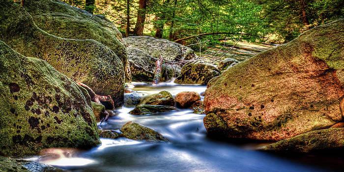 Dave Hahn - Flowing Waters