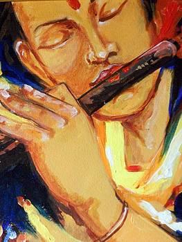 Flute by Manish Verma