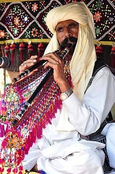 Flute work by Asad Malik